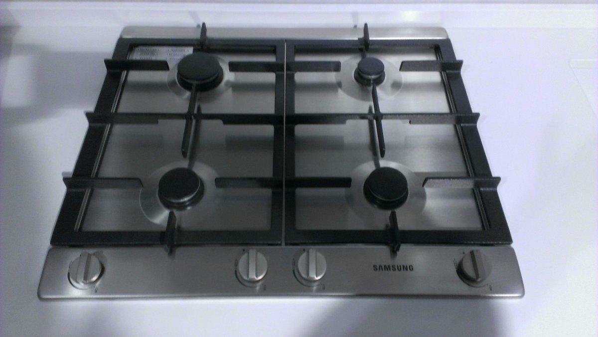Samsung electronics italia spa Piano cottura da 60cm, 4 fuochi ...