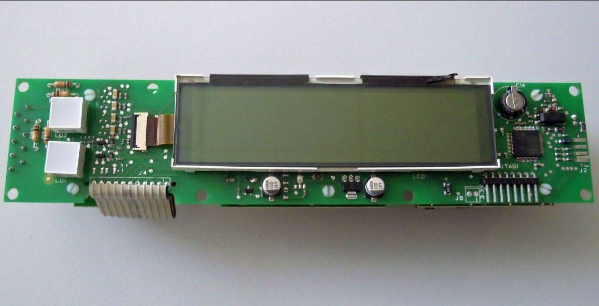 Franke spa 1999208 scheda visual board 981 per forno - franke 133.0170.573