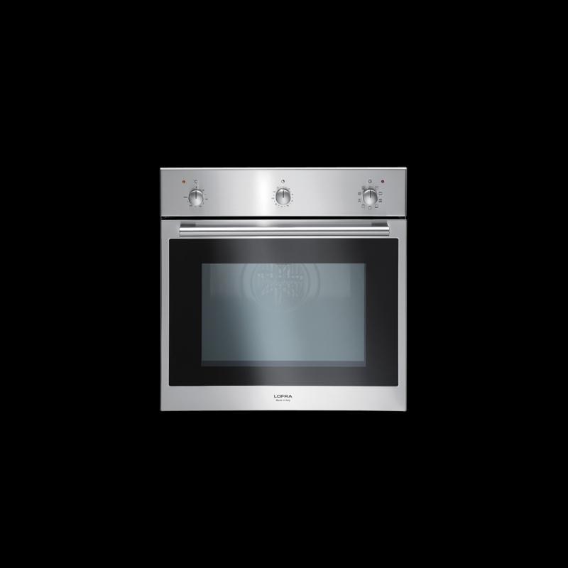 Lofra forno elettrico da incasso 60cm 9 funzioni 65 litri ventilato inox lofra fex69f - Forno elettrico ventilato da incasso ...