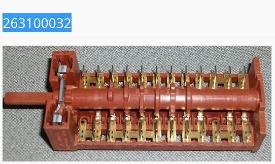 Beko Commutatore 8 funzioni per forno da incasso - beko 263100032