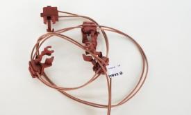 Set bruciatore tripla corona candeletta termocoppia 600mm 4 viti SABAF FOSTER